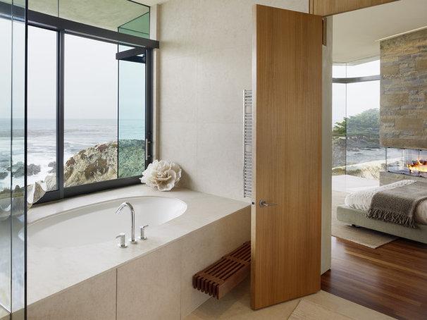 Contemporary Bathroom Modern Bathroom