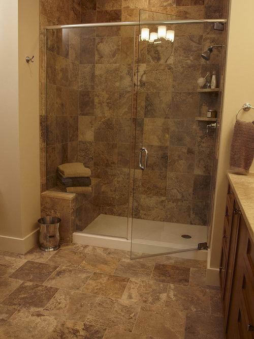Shower Pan Tile Houzz