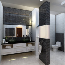 Modern Bathroom Modern Bathroom