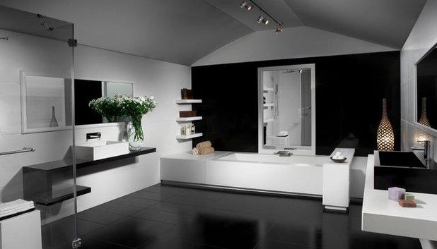 Moderne Salle de Bain Modern Bathroom