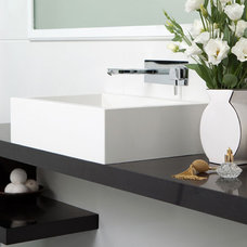 Modern Bathroom by Caesarstone