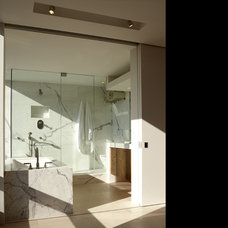 Modern Bathroom by Gibbons, Fortman & Associates, Ltd.