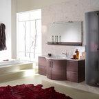 Palma Plaza Modern Bathroom Austin By Flitch By