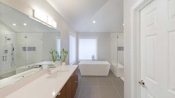 Modern Bathroom in Beaverton