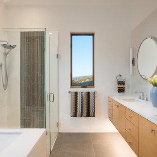 Modern Bathroom Interiors by Jennifer Ashton, Allied ASID