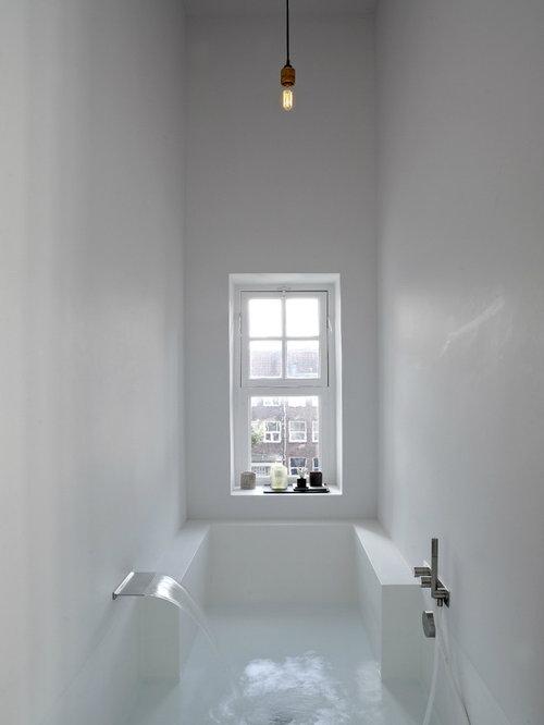 Duschbadewanne whirlpool  Kleine Badezimmer mit Whirlpool - Design-Ideen & Beispiele für die ...