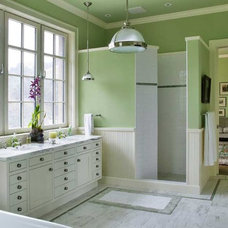 modern bathroom by JMA (Jim Murphy and Associates)