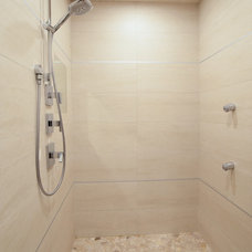 Modern Bathroom by Kristin Petro Interiors, Inc.
