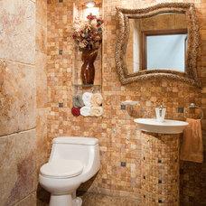Modern Bathroom by Marina Klima Goldberg - Klima Design Group