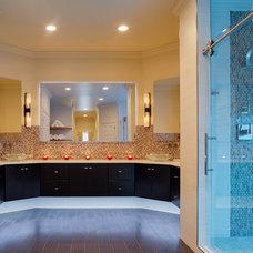 Modern Bathroom by Coastal Bath and Kitchen