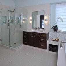 Modern Bathroom by Carla Aston | Interior Designer