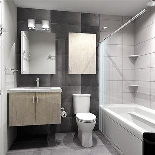 Modern Bathroom Reno | Washington, DC