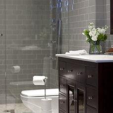 Contemporary Bathroom by RN Interior Design