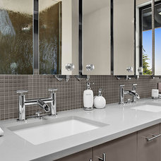 Modern Bathroom by Signature Designs Kitchen & Bath