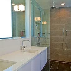 Modern Bathroom by Stephenson Design Collective