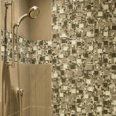 Modern Bathroom by Stillwater Dwellings