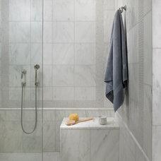 Modern Bathroom by Stone City - Kitchen & Bath Design Center