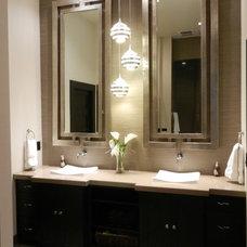 Modern Bathroom by Urban Street Homes