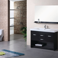 Contemporary Bathroom by Vanities for Bathrooms