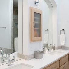 Contemporary Bathroom by Jordan Iverson Signature Homes