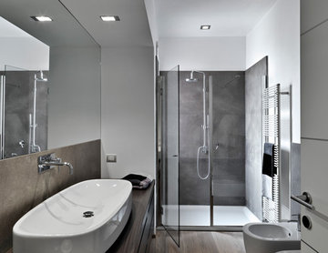 Modern Bathrooms by Granitech