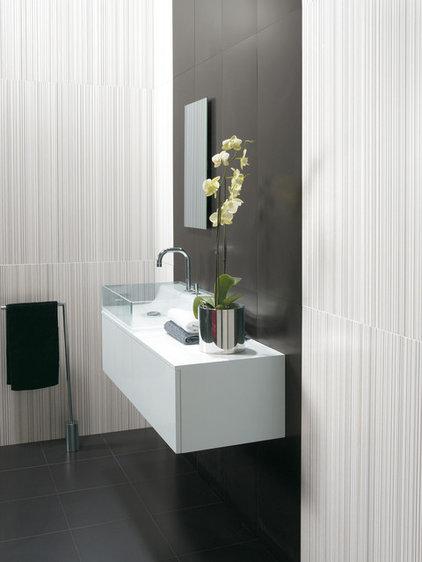 Modern Bathroom by Famosa - The Surface Studio