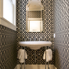 contemporary bathroom by Niche Interiors