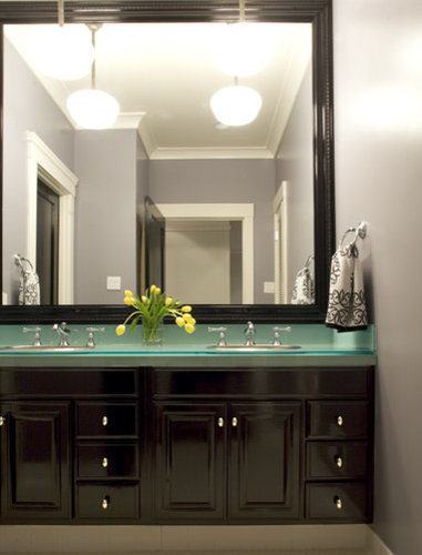 Bathroom Mirror frameless bathroom mirror : Frameless Bathroom Mirror Ideas, Pictures, Remodel and Decor