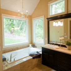 Traditional Bathroom by PREFERRED HOME BUILDERS INC