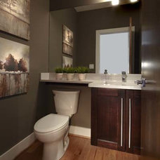 Contemporary Bathroom by Epic Development