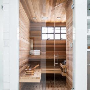 Immagine di una sauna costiera