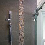 Bouhasin Master Bath Transitional Bathroom St Louis