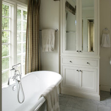 Contemporary Bathroom by Structures, Inc.