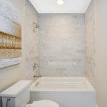 Kohler K1123RA0 Archer 60x32 Alcove Bath With Integral Apron