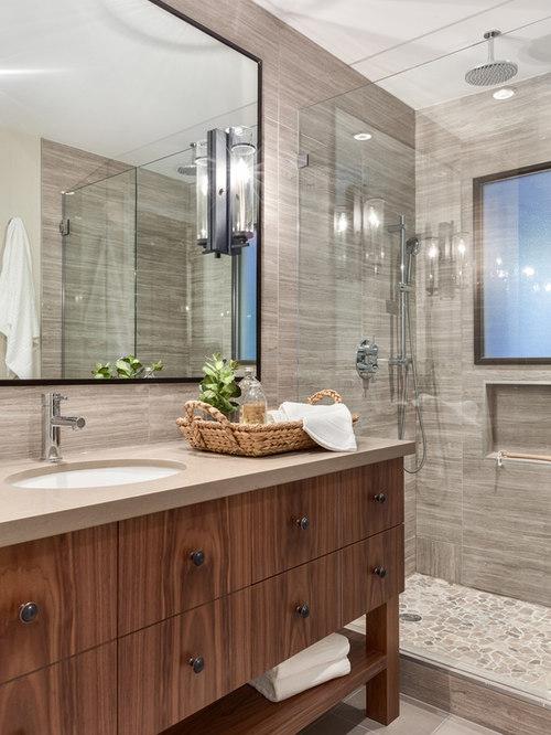 Pebble Tile Shower Floor Houzz