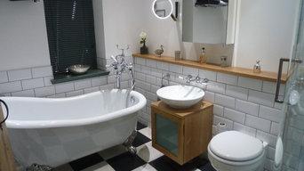 Modern Classic Bathroom, Burton Leonard, North Yorkshire