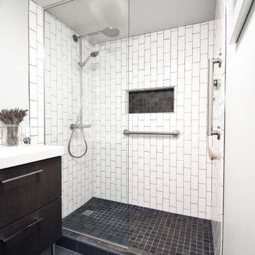 Modern Condo Bathroom