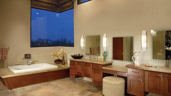 Modern Contemporary Master Bath