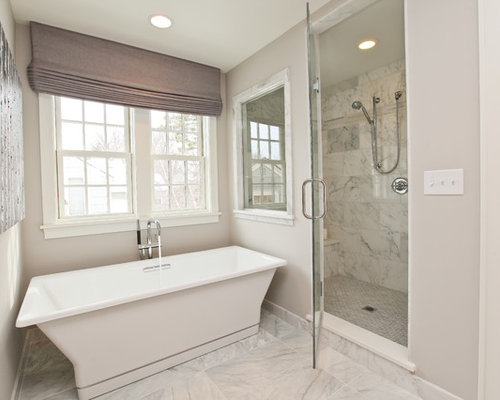 inspiration for a bathroom remodel in minneapolis with a tub