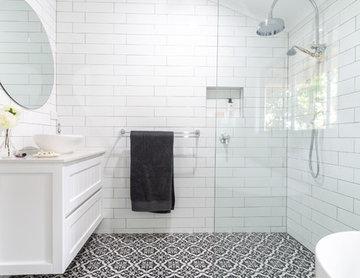Modern Country Bathroom Renovation