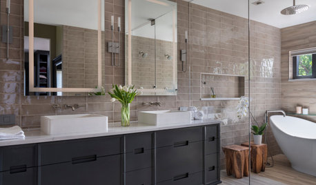 9 Tips for Mixing and Matching Tile Styles