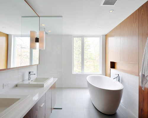 Modern ottawa bathroom design ideas remodels photos for Bathroom designs ottawa