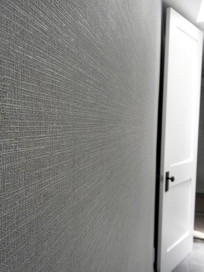 Модернизм Ванная комната by Fidelity General Contractors Inc.