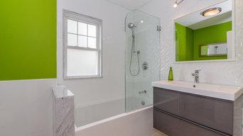 Modern Eclectic Bathroom