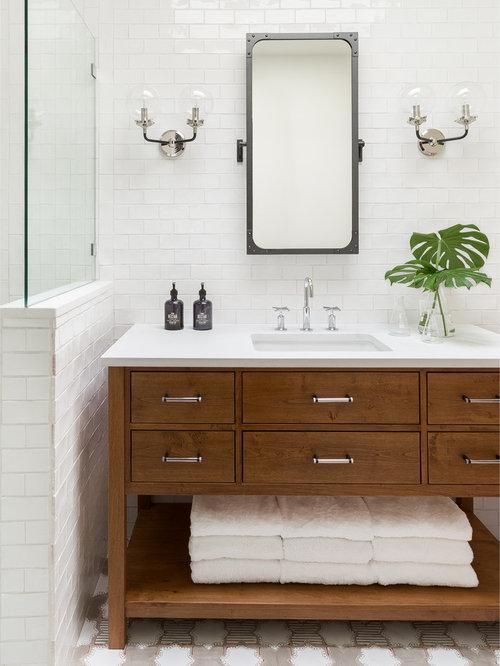 Best 48 Modern Home Design Ideas In Albuquerque Houzz Unique Bathroom Remodel Albuquerque Minimalist