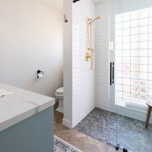 Modern Farmhouse Bath 2
