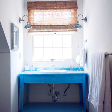 Farmhouse Bathroom by Kress Jack At Home