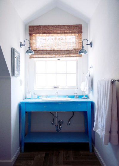 Farmhouse Bathroom by Kress Jack At Home