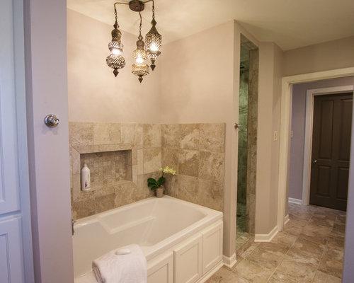 Farmhouse New Orleans Bath Design Ideas Pictures Remodel