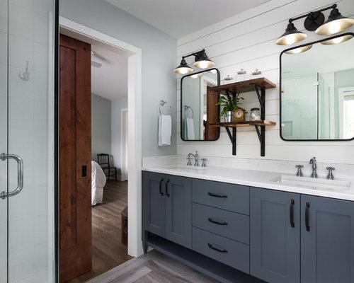 Best 25 Farmhouse Bathroom Ideas & Decoration Pictures | Houzz